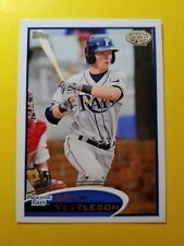 DREW VETTLESON - RC ROOKIE #39 TAMPA BAY RAYS - 2012 TOPPS DEBUT BASEBALL
