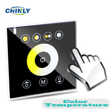 Color Temperature LED Touch switch Controller led dimmer for DC12V LED strip