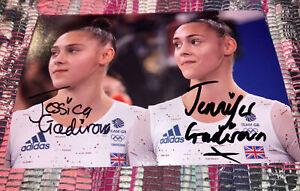 Jennifer & Jennifer Gadirova  Signed
