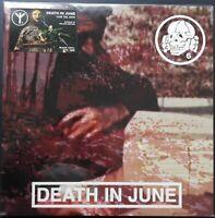 DEATH IN JUNE - Live Tel Aviv, 2 LP, 500 copies