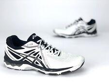 Asics Gel Netburner Ballistic Size 9.5 Womens Volleyball Shoes B557Y Black White