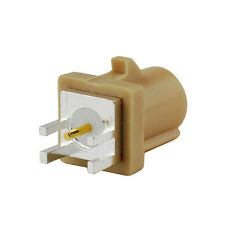 Fakra Beige Code I Male PCB mount Plug End Launch Blutooth RF connector