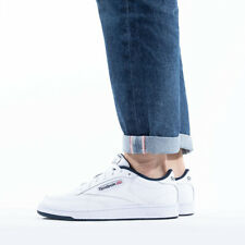 Reebok Club C 85 White Navy 44 5 EUR | 11 US