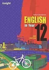 Insight English in Year 12 2nd Edition Robert Beardwood