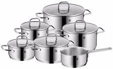 Kochtöpfe Sets aus Edelstahl