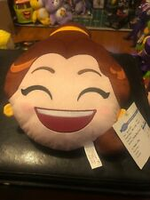 Disney Store Emoji Belle Beauty & The Beast Plush Prototype