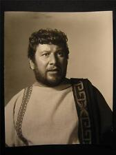 1960 Peter Ustinov Spartacus VINTAGE DBW MOVIE PHOTO 720W