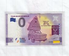 Berlin XEAK 2020-1 - Anniversary TRABI - Museum - E-2020 - 0 Euroschein Souvenir