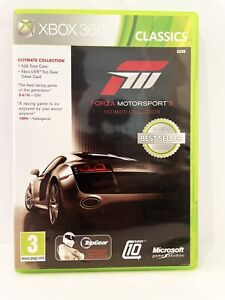 Forza Motorsport 3 Ultimate Collection Xbox 360 COMPLETE 💎💎FAST POSTAGE💎💎