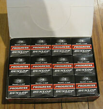 Dunlop Progress Squash Ball Squash Ball | WSA Official | Box of 12