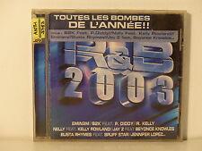 CD ALBUM Compil R & B 2003 EMINEM  B2K P. DIDDY R. KELLY 039554 2