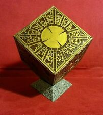 Hellraiser Puzzle Box Holder Hand Painted Display Stand* BOX NOT INCLUDED