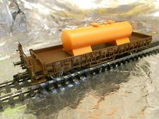 Fleischmann 855257 DB Wagon with load 1:87 HO Scale