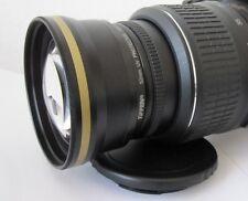 2.2x Telephoto zoom Lens For Sony NEXFS100 NEX-F3 RX1 NEX-5R NEX-7 NEX-6 NEX-3