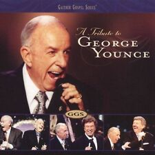 New A Tribute to George Younce by Bill Gaither Gospel CD Aug-2005 Gaither Music*