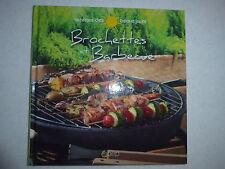 SEAP - BROCHETTES ET BARBECUE - Livre de recette
