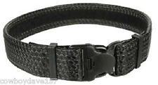 BlackHawk Duty Gear Nylon Belt Basket Weave 44B4SMBW Small