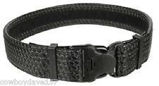 "BlackHawk Duty Gear Nylon Belt Basket Weave 44B4MDBW 32"" - 36""  Medium Authentic"