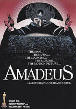 New ListingAmadeus (Double Sided Disc), Acceptable Dvd, Jeffrey Jones,Christine Ebersole,Ro