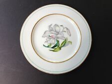 "Aladdin Fine China,Occupied Japan DONNA LILY - 6-3/8"" BREAD PLATE"