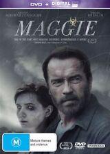 Maggie (Arnold Schwarzenegger) : NEW DVD