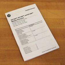 Allen Bradley 1747-In009D-Mu-P Modular Processors Installation Instructions