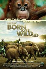 "35mm Feature Film Preview ""BORN TO BE WILD"" in 3-D"