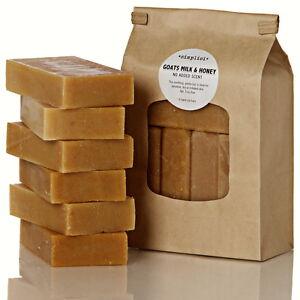 GOATS MILK & HONEY Bar Soap