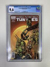 Teenage Mutant Ninja Turtles #3 CGC 9.6 (Oct 2011, IDW) Cover A, 1st Printing.