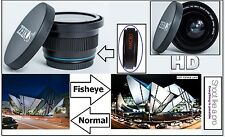 New Super Wide HD Fisheye Lens For Sony NEX-3 NEX 3 NEX3