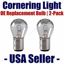 Cornering Light Bulb OE Replacement 2pk - Fits Listed Buick Vehicles - 2057