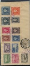 Netherlands   Indies   nice large  cover    1946        KL1008