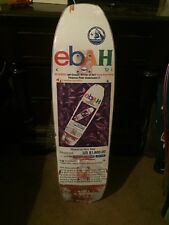 Jeff Grosso Anti Hero Skateboard Deck 18 Santa Cruz signed