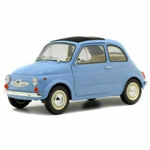 Steyr Puch 500 blau 1969 - 1:18 Solido