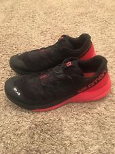Salomon S-Lab Sense Ultra - Mens 9.5 - Black