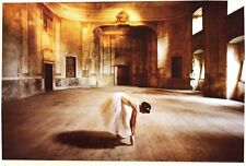 BALLET ~ WOOD FLOOR REHEARSAL ~ 24x36 Fine Art Poster ~ Dance Ballerina