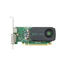 nVidia Quadro 600 1GB DDR3 PCIe x16 DVI DisplayPort Video Card Dell 4J2NX