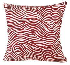 Pillow Cover*Text Cotton Canvas Sofa Seat Pad Cushion Case Custom Size*AL7