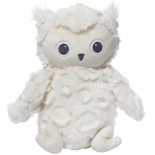 Gund 4048390 Baby Greary Owl Rattle