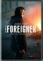 THE FOREIGNER - DVD JACKIE CHAN - VERY GOOD CONDITION