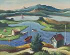 Thomas Hart Benton Menemsha Pond Canvas Print 16 x 20