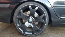 BMW X5 E53, E46 330 GENUINE TIGER CLAW STAGGERED 19INCH STYLE 63 ALLOY WHEELS