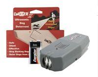 DAZER II Ultrasonic Aggressive Dog Deterrent Repeller Repel Bark Control