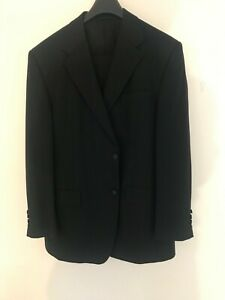 Anthony Squires suit Fine Australian Wool Size RGH 104 Waist 94 Stle Bantry+