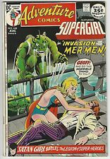 ADVENTURE COMICS #409 7.0 FN/VF SUPERGIRL COVER/STORY
