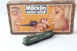8857 Electric Locomotive Br 151 022 Märklin Gauge Z Original Packaging