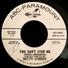 45 NORTHERN SOUL > BETTY O'BRIEN > You Can't Stop Me From Dreaming ABC dj-->HEAR