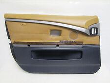 2002-2005 BMW 7 SERIES 745 LEFT FRONT DRIVER SIDE DOOR TRIM PANEL COVER  OEM