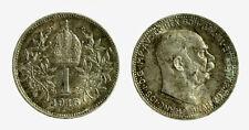 pcc2128_103)  Franz Joseph I 1 Korona 1916 AG