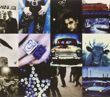 U2 Achtung Baby 20th Anniversary Deluxe CD New 2011